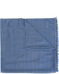Brioni Checked Scarf