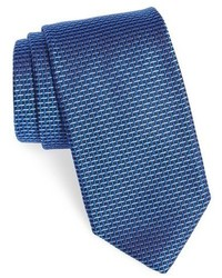 Robert Talbott Check Silk Tie