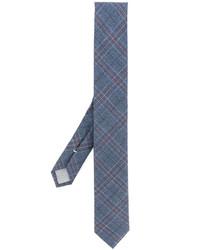 Eleventy Checked Tie