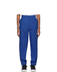 Moncler Genius 5 Moncler Craig Green Blue Poplin Trousers