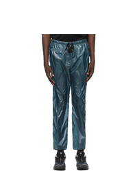 Moncler Genius Blue Casual Trousers