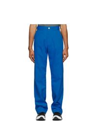 AFFIX Blue Visibility Duty Trousers