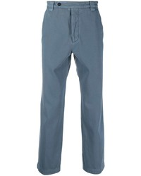 Kenzo Cropped Cotton Trousers