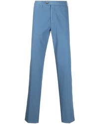 Canali Mid Rise Straight Chinos