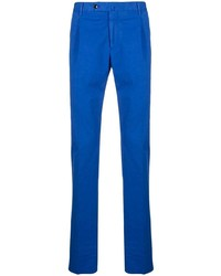 Pt01 Stretch Cotton Chino Trousers