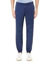 AG Jeans The Rover Jogger Chinos Blue Navy