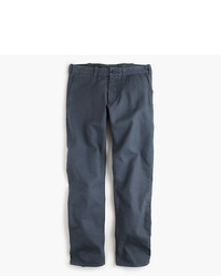 J.Crew Wallace Barnes Gart Dyed Selvedge Chino Pant