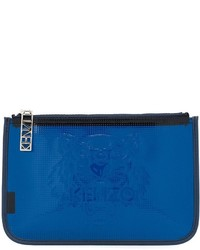09fc346ad7 Women's Blue Clutches by Kenzo | Women's Fashion | Lookastic.com