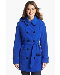 Double breasted trench coat medium 12841