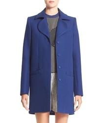 Carven Gabardine Coat
