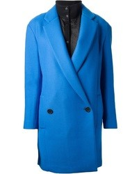 Tibi Double Breasted Coat