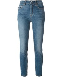 Marc by Marc Jacobs Cropped Skinny Jeans