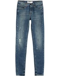 Victoria Beckham Denim Super Skinny Jeans
