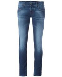 Diesel Groupeene Skinny Jeans