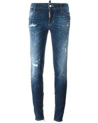 Skinny medium waist jeans medium 631775