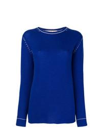Marni Contrast Stitch Sweater