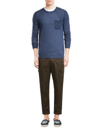 Closed Wool Cashmere Pullover