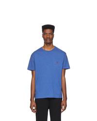 Polo Ralph Lauren Blue Classic Fit Pocket T Shirt