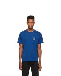 Rag and Bone Blue Dagger T Shirt