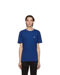 BOSS Blue Logo T Shirt