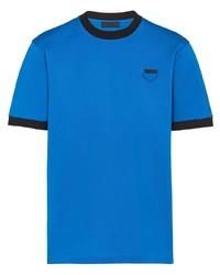 Prada Cotton Short Sleeve T Shirt