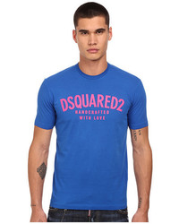 DSQUARED2 Handcrafted With Love T Shirt