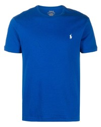 Polo Ralph Lauren Polo Pony Embroidered Cotton T Shirt