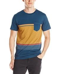 Billabong Spinner Short Sleeve Knit Crew Shirt