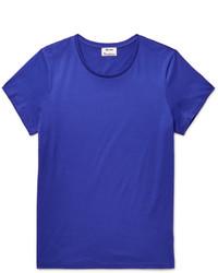 Acne Studios Standard O Cotton Jersey T Shirt