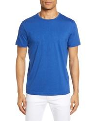 BOSS Textured Logo T Shirt