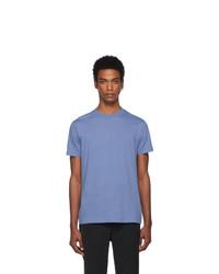 Prada Three Pack Blue Jersey T Shirt