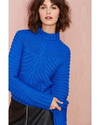 Nasty Gal Christine Crop Sweater