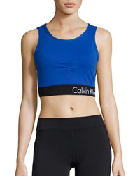 Calvin Klein Performance Athletic Cropped Top
