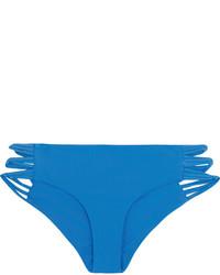 Mikoh Barcelona Cutout Bikini Briefs Azure