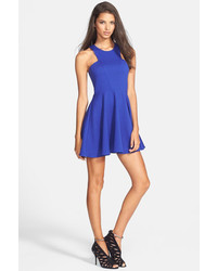 Foxiedox gametime cutout skater dress medium 115942