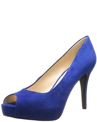 Camya suede platform pump medium 152257
