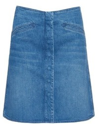 MiH Jeans Mih Jeans The Bodiam A Line Denim Skirt