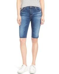 AG Jeans Ag Brooke Denim Bermuda Shorts