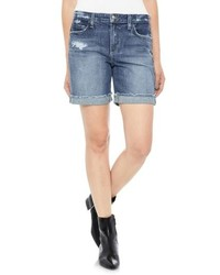 Joe's Cuff Denim Bermuda Shorts