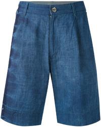 Suzusan Bermuda Denim Shorts