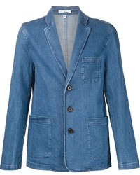Blue Denim Blazer