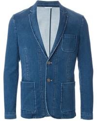 Paolo pecora denim blazer medium 325890