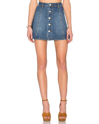 RES Denim Little Games Skirt