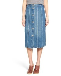 Simone denim skirt medium 373760