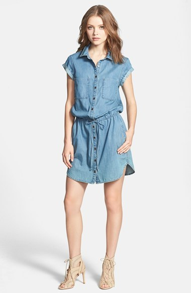 Dresses Paige Denim Mila Shirtdress
