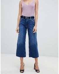 Mango Cropped Jeans