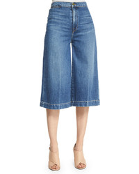 Frame Denim Le Culotte Denim Pants Sweetzer