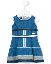 DSQUARED2 Kids Sleeveless Denim Dress