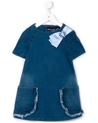 Mi Mi Sol Denim A Line Dress