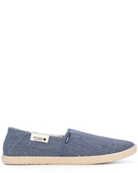 Tommy Hilfiger Denim Slip On Espadrilles
